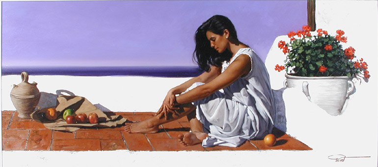 Image of Gabriel Picart's 'Peacefulness'