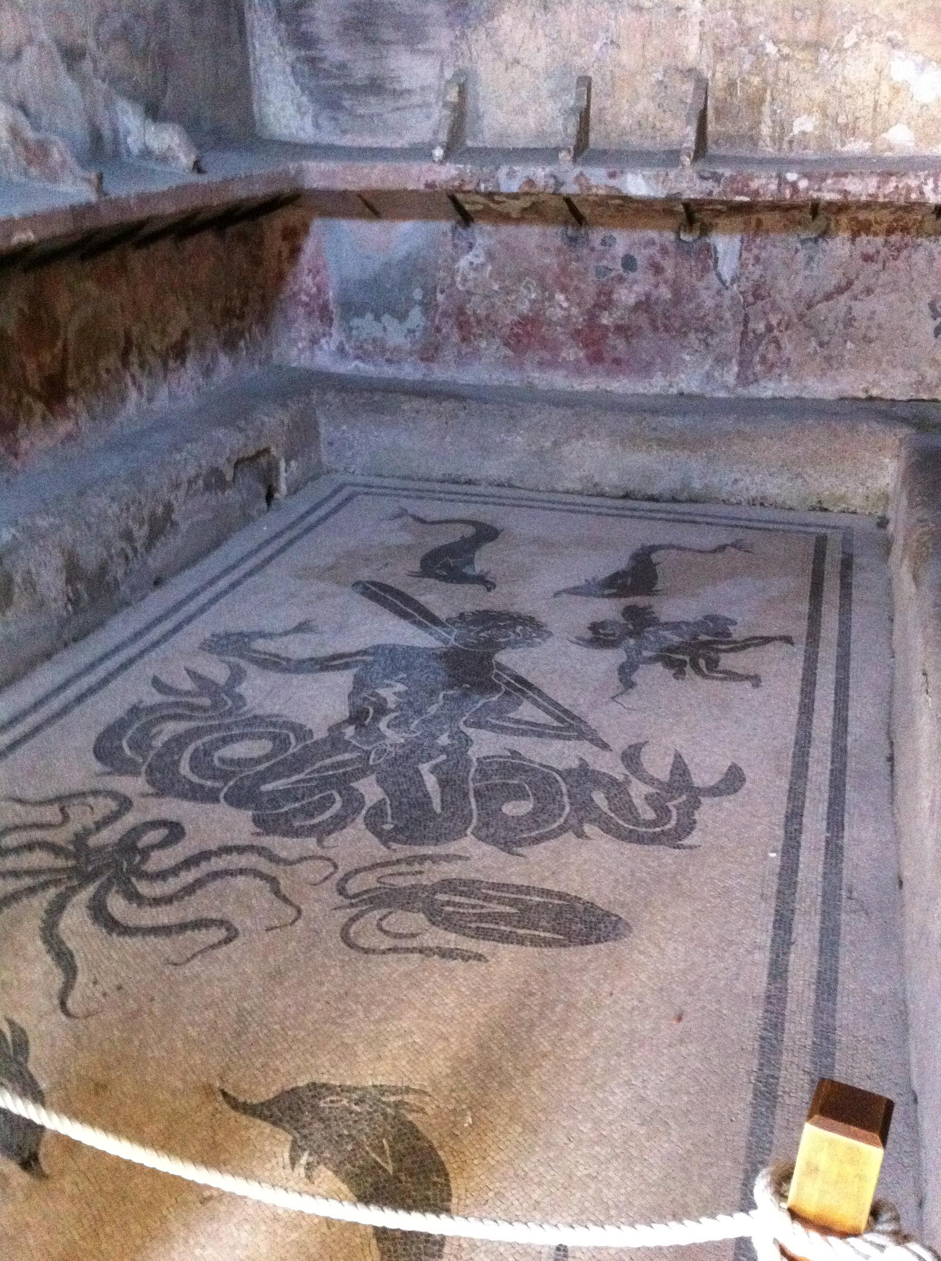 Herculaneum Floor
