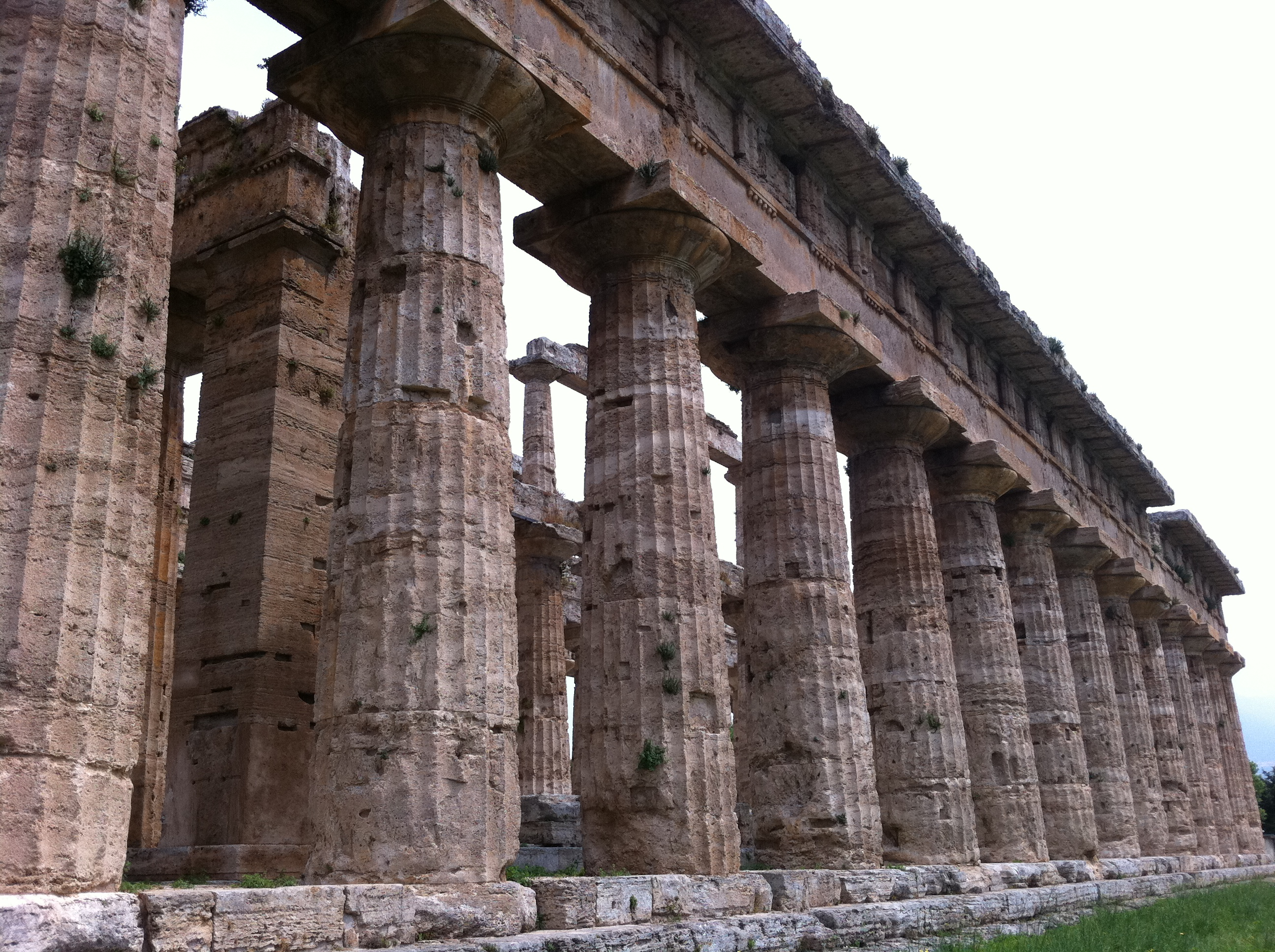 Temple of Neptune at Paestum
