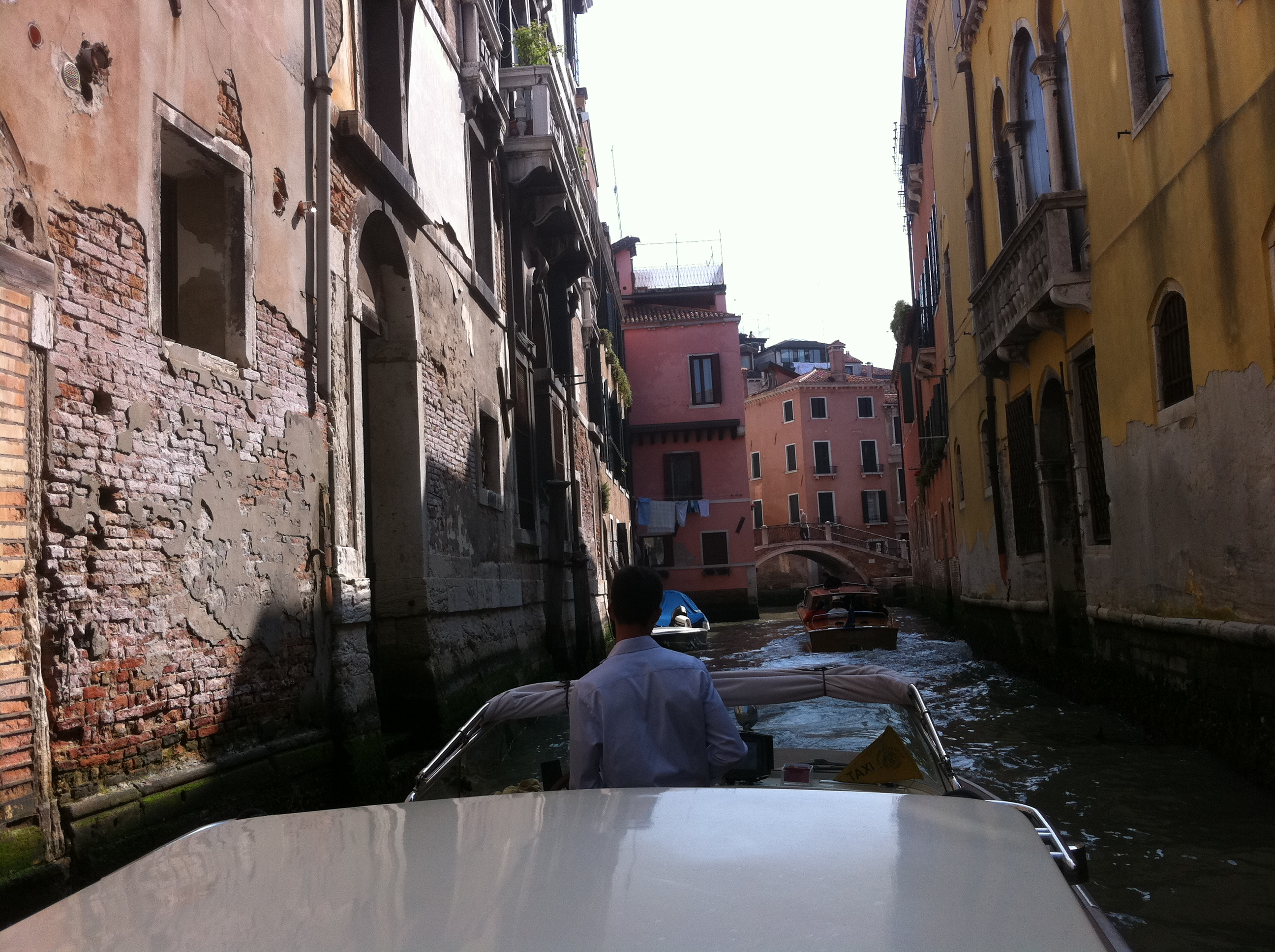Cannaregio canals in Venice